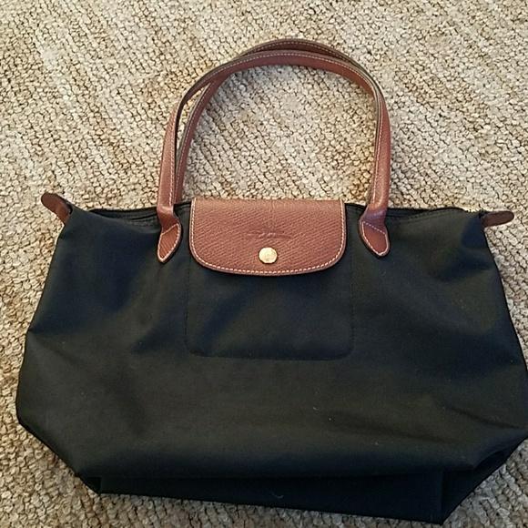 af91eb6b5e6c Longchamp Handbags - Price lowered Longchamp Small Le Pliage Black tote